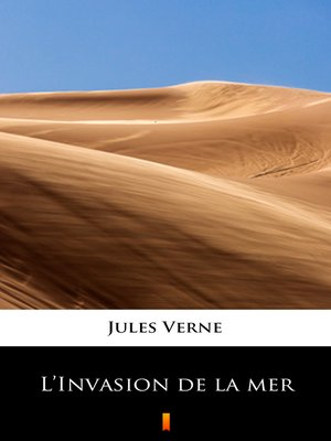 cover image of L'Invasion de la mer