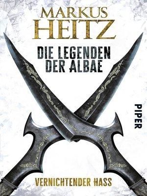 cover image of Serie Die Legenden der Albae, Buch 2