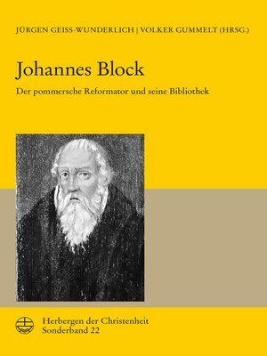 cover image of Johannes Block