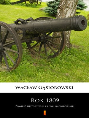cover image of Rok 1809