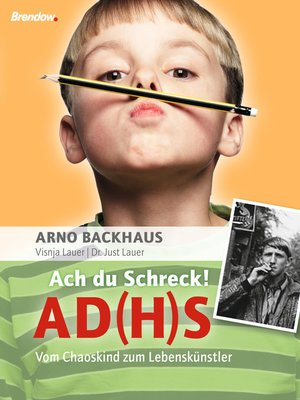 cover image of Ach du Schreck! AD(H)S
