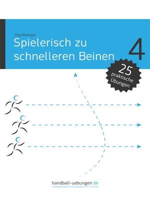 cover image of Spielerisch zu schnelleren Beinen
