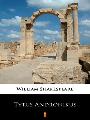 cover image of Tytus Andronikus
