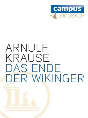 cover image of Das Ende der Wikinger