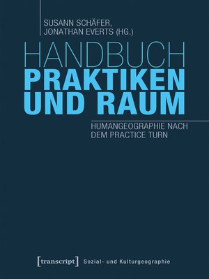 cover image of Handbuch Praktiken und Raum