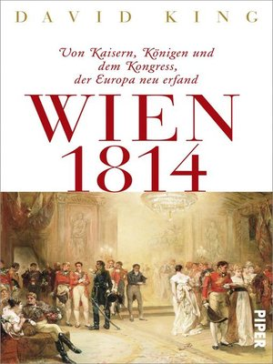 cover image of Wien 1814