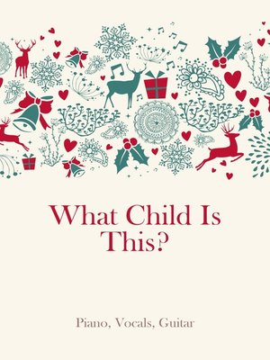 cover image of What Child Is This?