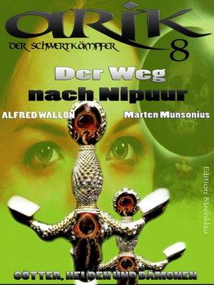 cover image of Arik der Schwertkämpfer 8