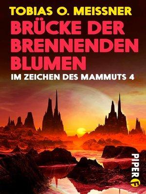 cover image of Brücke der brennenden Blumen