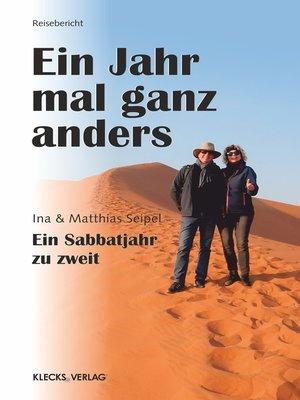 cover image of Ein Jahr mal ganz anders