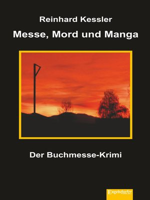 cover image of Messe, Mord und Manga
