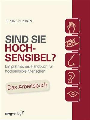 cover image of Sind Sie hochsensibel?