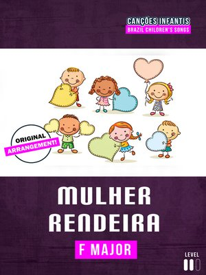 cover image of Mulher Rendeira