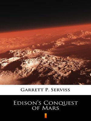 cover image of Edison's Conquest of Mars