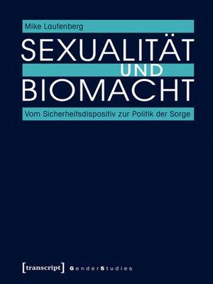 cover image of Sexualität und Biomacht