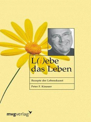 cover image of L(i)ebe das Leben