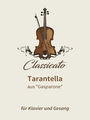 cover image of Tarantella