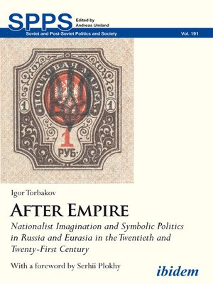 cover image of After Empire