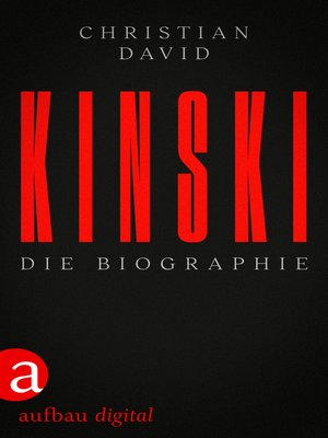 cover image of Kinski