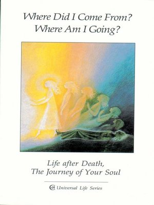 cover image of Where Did I Come From? Where Am I Going?