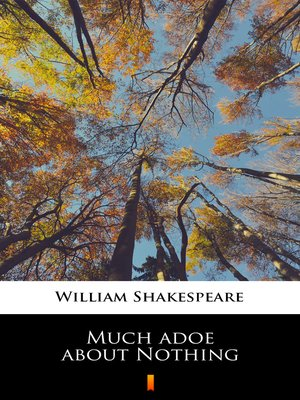 cover image of Much adoe about Nothing