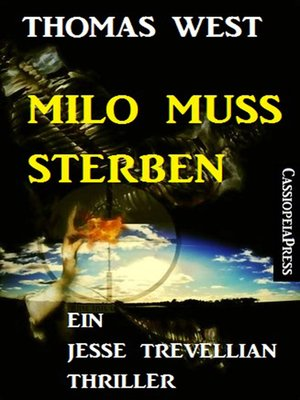 cover image of Milo muss sterben