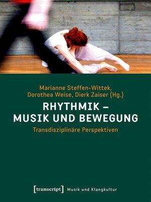 cover image of Rhythmik
