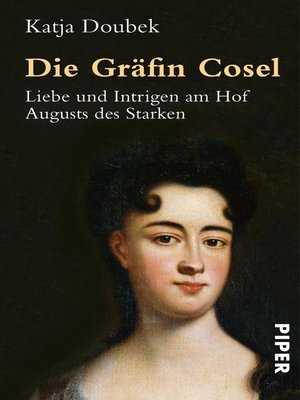 cover image of Die Gräfin Cosel