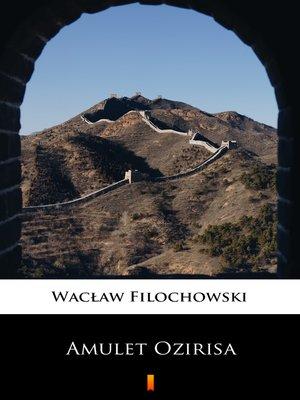 cover image of Amulet Ozirisa