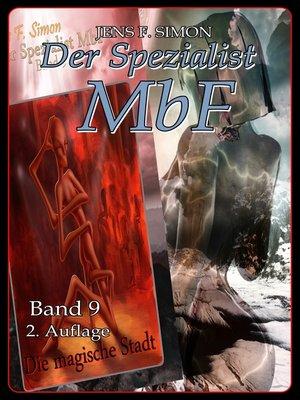 cover image of Die magische Stadt (Der Spezialist MbF 9)