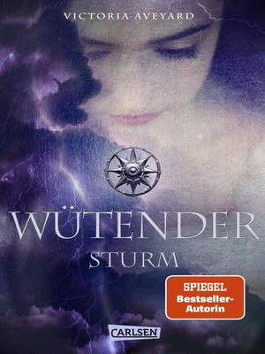 cover image of Wütender Sturm (Die Farben des Blutes 4)