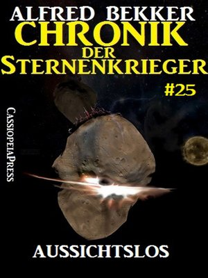 cover image of Chronik der Sternenkrieger 25