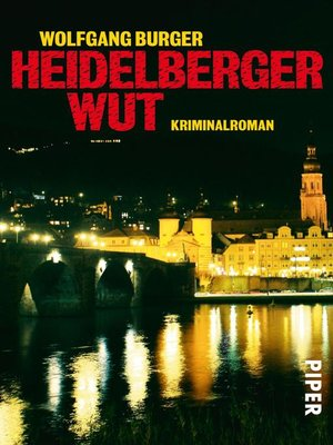 cover image of Heidelberger Wut