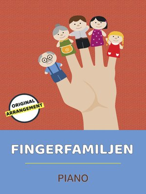 cover image of Fingerfamiljen
