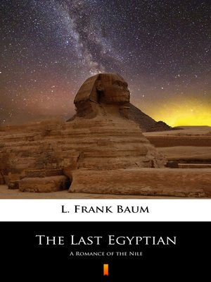 cover image of The Last Egyptian