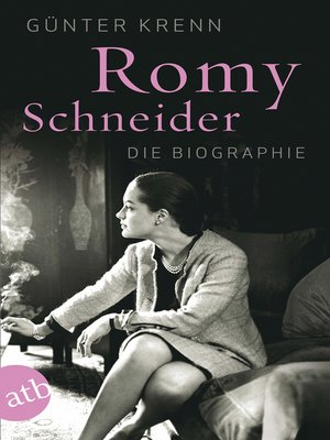 cover image of Romy Schneider