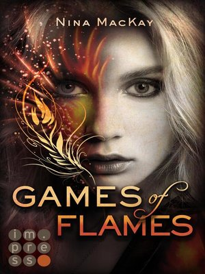 cover image of Games of Flames (Phönixschwestern 1)
