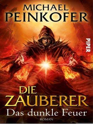 cover image of Serie Die Zauberer, Buch 3