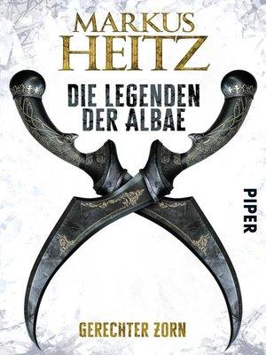 cover image of Serie Die Legenden der Albae, Buch 1