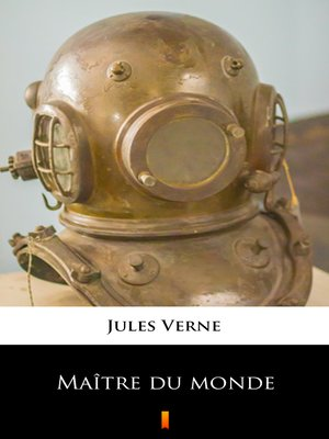 cover image of Maître du monde