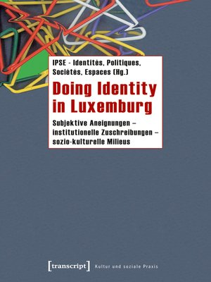 cover image of Doing Identity in Luxemburg
