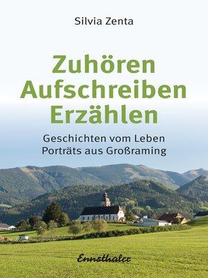 cover image of Zuhören--Aufschreiben--Erzählen