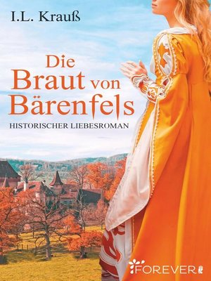 cover image of Die Braut von Bärenfels
