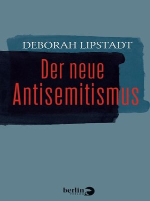 cover image of Der neue Antisemitismus