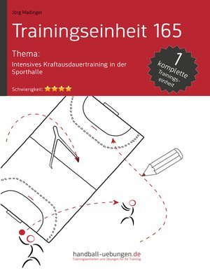 cover image of Intensives Kraftausdauertraining in der Sporthalle (TE 165)
