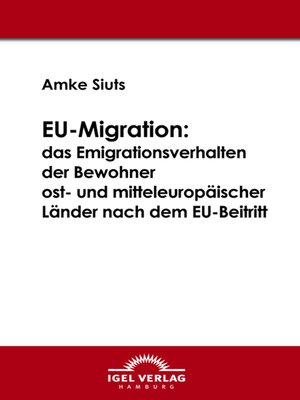 cover image of EU-Migration