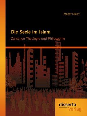 cover image of Die Seele im Islam