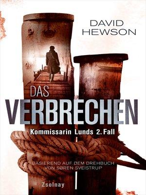 cover image of Das Verbrechen