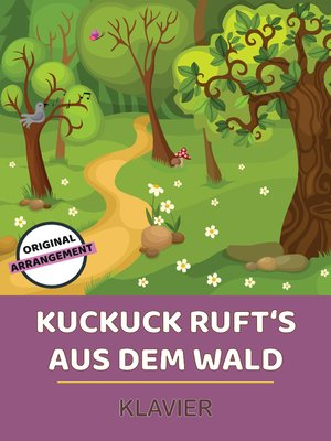 cover image of Kuckuck ruft's aus dem Wald