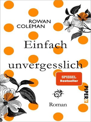 cover image of Einfach unvergesslich